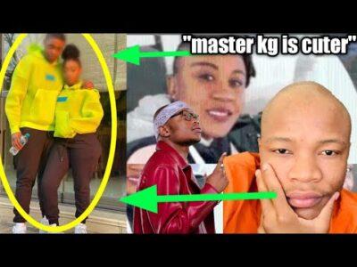 Girl Dumps Boyfriend Because of Master KG