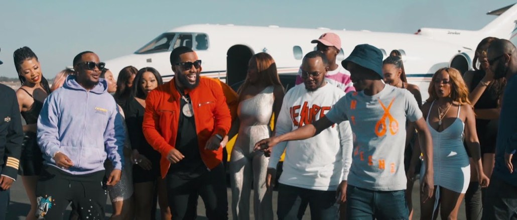 Major League DJz & Abidoza feat. Cassper Nyovest, Kammu Dee & Ma Lemon Le Plane E'Landile Mp3 Download