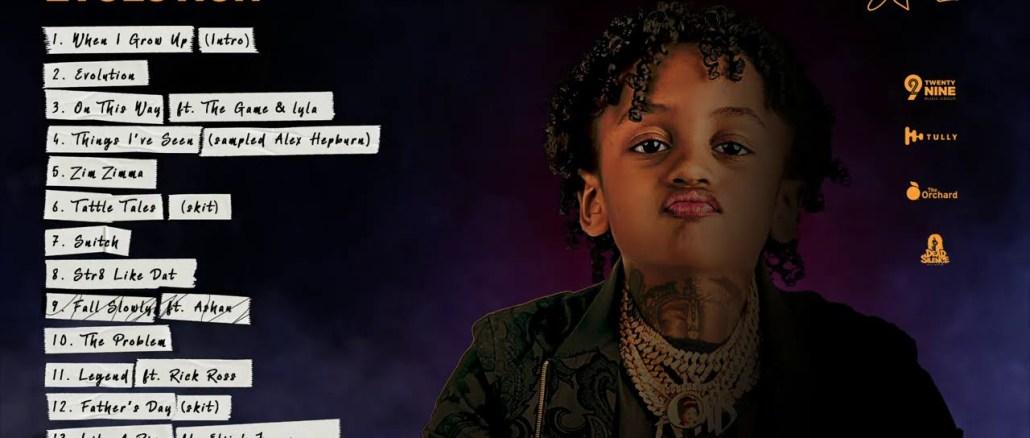 Joyner Lucas Fall Slowly Ft. Ashanti Mp3 Download