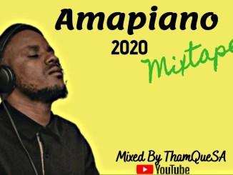 ThamQue SA Amapiano Mix Ft. Kabza, JazziDisciples, MFR Souls, Vigro New songs Mp3 Download
