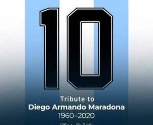 DJ Ace Tribute to Diego Maradona Mp3 Fakaza Music Download