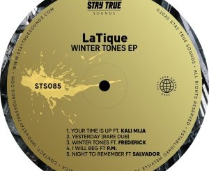 Download LaTique Winter Tones EP Zip Fakaza Music Download