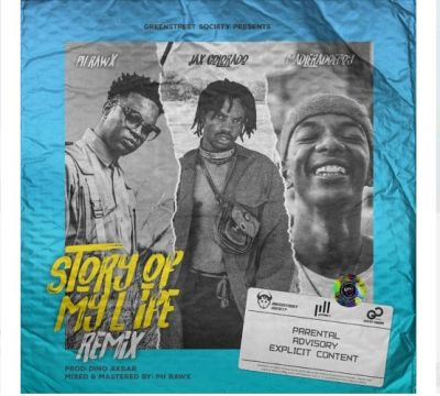 Jax Colorado The Story Of My Life Remix Ft. Maglera Doe Boy & pH Raw X Mp3 Download