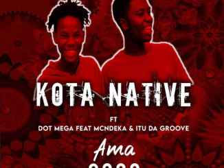 Kota Native & Dot Mega Ama 2000 Mp3 Download Fakaza