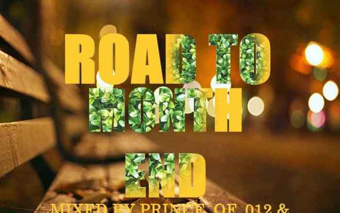 Prince of 012 & The Godfather Road to Month End Vol 2 Mix Mp3 Fakaza Music Download