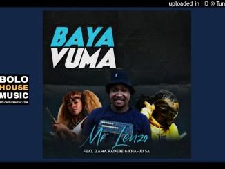 DJ Lenzo x Zama Radebe & Kha-ju Baya Vuma Mp3 Download Fakaza