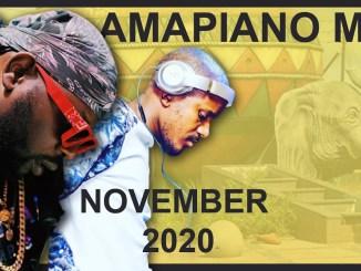 DJ TKM Amapiano Mix 30 October 2020 ft. Kabza De Small, DJ Maphorisa, Aymos Mp3 Download Fakaza