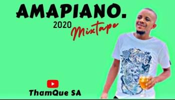 ThamQue SA Amapiano Mix November 2020 Ft. Kabza De Small, Maphorisa, MFR soul, Shasha