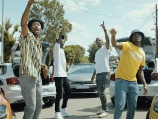 DOWNLOAD DJ Big Sky Polo Video Ft. Sbhanga, Robot Boii & Murphy Fakaza Music