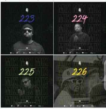 DJ PH 4 Mixes (223) Mp3 Fakaza Music Download