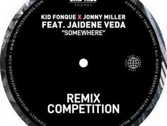 Kid Fonque & Jonny Miller Somewhere (Tebza De SouL Remix) Mp3 Fakaza Music Download