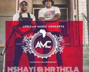 Mshayi & Mr Thela GqomFridays Mix Vol.179 (X-Mas Edition Mix) Mp3 Fakaza Music Download