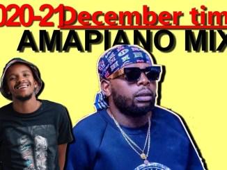 Dercynho Dj December Time Amapiano Mix 2021 Ft. Dj Stokie Kabza De Small Dj Maphorisa Mp3 Download
