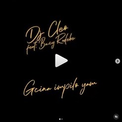 Dj Cleo ft Bucy Radebe Gcina Impilo Yami Mp3 Fakaza Music Download