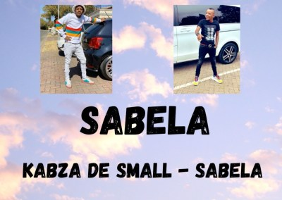 Kabza De Small Sabela (Unreleased) Mp3 Fakaza Music Download