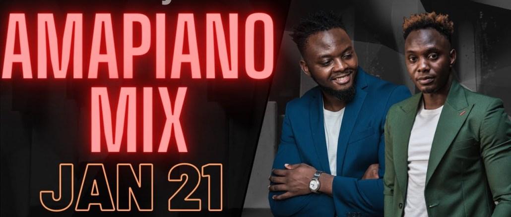PS DJZ Amapiano mix 21 January 2021 Ft Mr JazziQ, Kabza De Small, Maphorisa Mp3 Fakaza Music Download