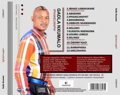 Gadla Nxumalo Isilingo Ft. Asibonge Ndlovu Download Mp3 Fakaza