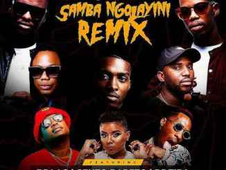 Worst Behaviour's Samba Ngolayini Has An Upcoming Remix Feat. DJ Lag, DJ Tira, Okmalumkoolkat, Beast, Gento Bareto, Tipcee.