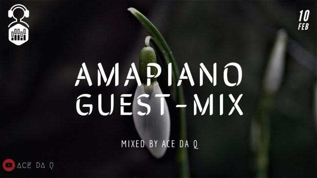 Ace da Q AMAPIANO GUEST-MIX 8 ft. DJ Stokie, Madumane, Mr JazziQ, DJ Melzi Mp3 Fakaza Music Download