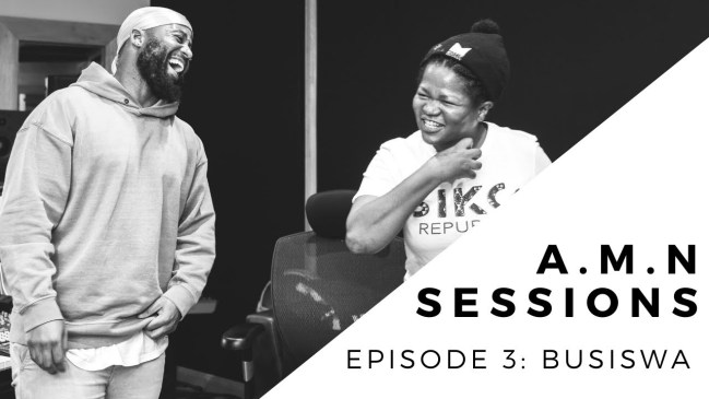 CASSPER NYOVEST A.M.N SESSIONS: BUSISWA (EPISODE 3) Mp3 Fakaza Music Download