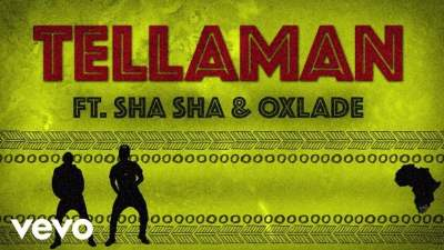 Tellaman Overdue Ft. Sha Sha & Oxlade Mp3 Fakaza Music Download