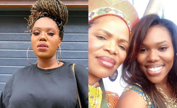 Gugu Gumede Pays Tribute To Late Mom Following Her Passing