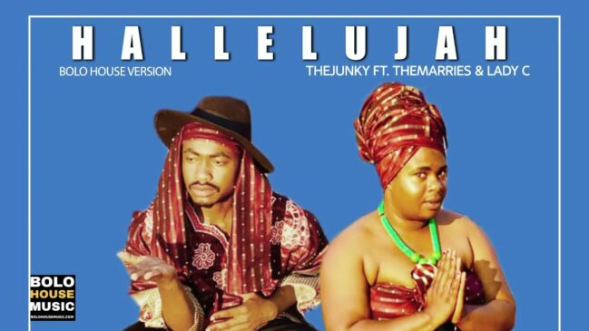 The Junky Hallelujah Ft. The Marries & Lady C Mp3 Download