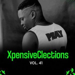 Download DJ Jaivane XpensiveClections Vol 41 Mix Album Zip Fakaza