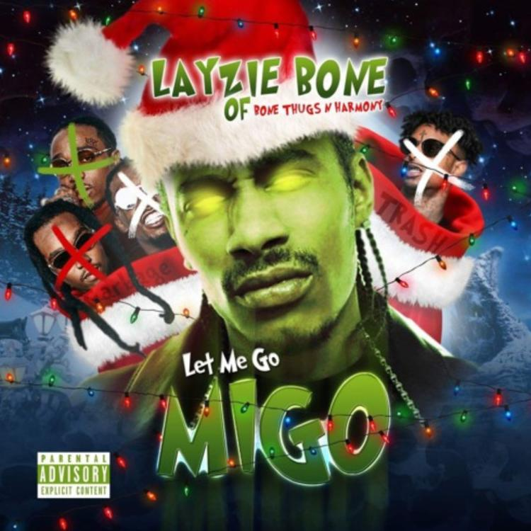 Layzie Bone - Let Me Go Migo Mp3 Download