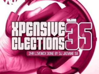 DJ Jaivane – XpensiveClections Vol 35 (Welcoming 2019) 2hours Livemix mp3 download