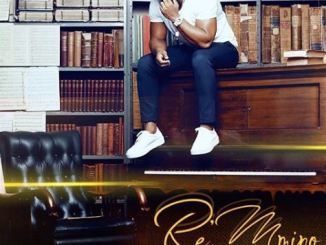 Prince Kaybee - Re Mmino (We are Music) Album Artwork