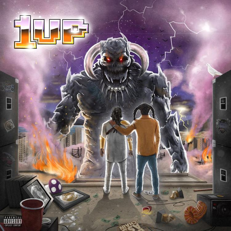 T-Pain - 1UP ALbum Zip Download