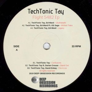 TechTonic Tay Ft. Ed-Ward & OS Sage – Wicked Tales (Original Mix) mp3 download