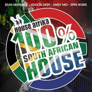 ALBUM: VA – House Afrika Presents 100% South African House Vol. 1