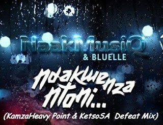 Naakmusiq – Ndakwenza Ntoni (KamzaHeavy Point & KetsoSA Defea mp3 downloadt Mix) Ft. Bluelle