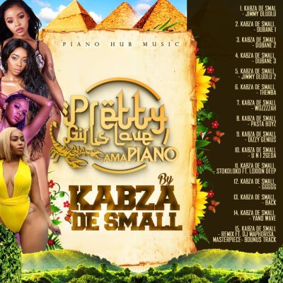 DOWNLOAD Kabza De Small Dubane 1 Mp3
