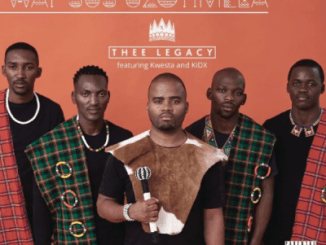 DOWNLOAD Thee Legacy Way'sus Uzoyimela Ft. Kwesta, Kid X Mp3