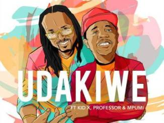 DOWNLOAD B.O.P Udakiwe Ft. Kid X, Professor & Mpumi Mp3