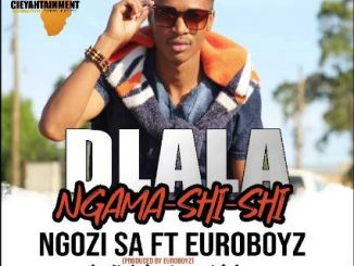 DOWNLOAD Ngozi SA Dlala Ngama Shi Shi Ft. Euroboyz Mp3