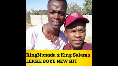 DOWNLOAD King Monada & King Salama Lekhe Boye Mp3