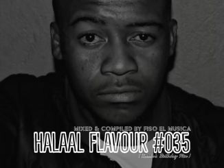 Fiso El Musica – Halaal Flavour #035 Mix (Karabo's Birthday Mix) mp3 download