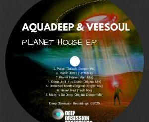 Aquadeep & Veesoul – Planet House Zip EP Download.