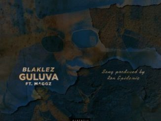 Blaklez – Guluva Ft Maggz Mp3 Download