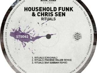 DOWNLOAD Household Funk & Chris Sen Rituals EP Zip