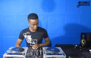 Romeo Makota – Amapiano Easter Mix (10-04-2020) Mp3 Download