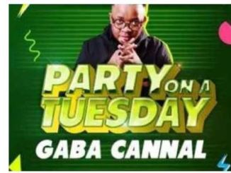 Gaba Cannal – Party On A Tuesday mp3 download