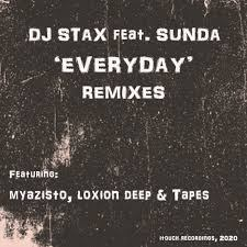 DJ Stax – Everyday Ft. Sunda (Loxion Deep Love Affair Feel) mp3 download