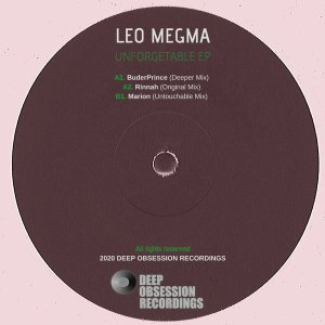 Leo Megma – Unforgetable EP zip download