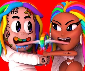 Tekashi 6ix9ine & Nicki Minaj – Trollz mp3 download