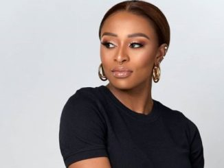 DJ Zinhle and Black Motion's Murdah Bongz take their love to the next stage